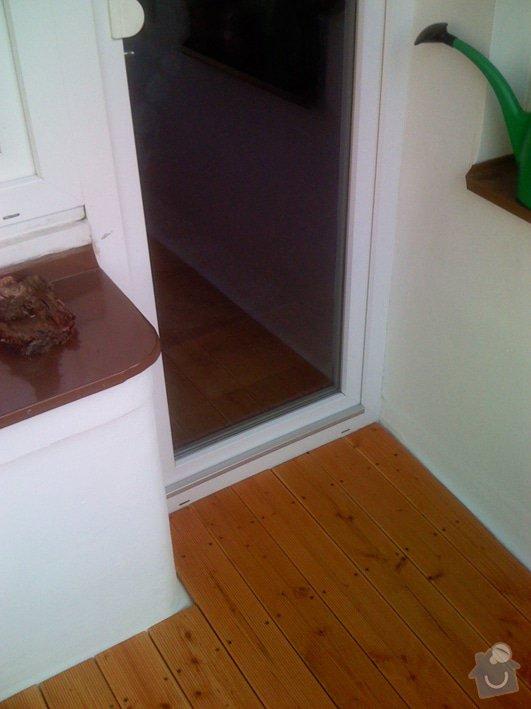 Podlaha balkónu: UHL_0097
