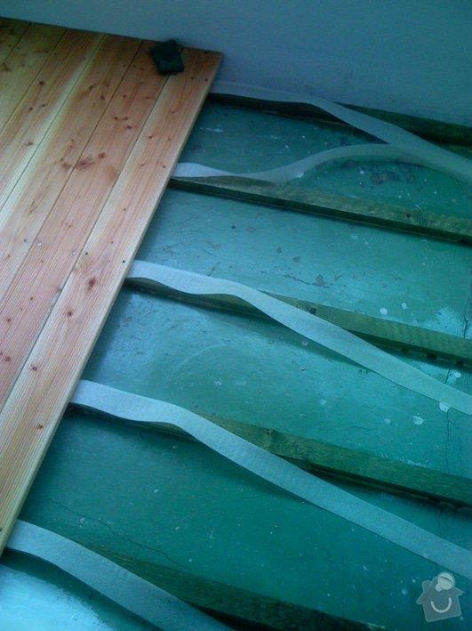 Podlaha balkónu: UHL_0041