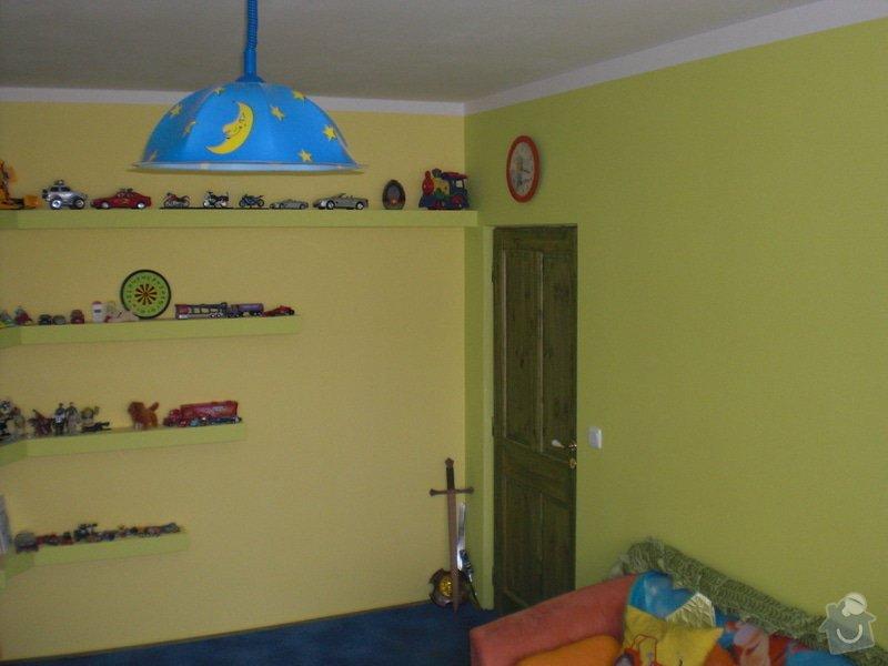 Rekonstrukce dětského pokoje: CIMG0037
