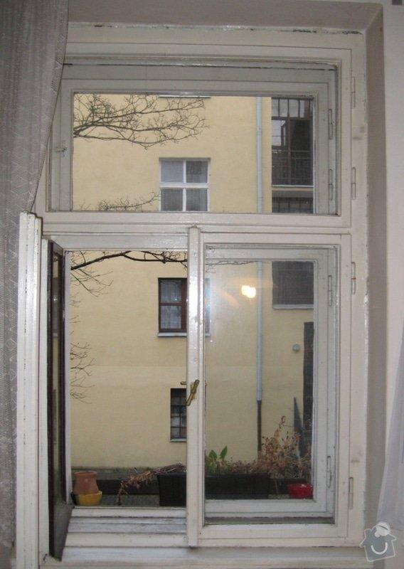 Dodávka a výměna oken v činžovním domě: okno_1