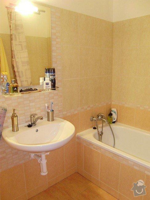 Rekonstrukce bytu 1+KK: koupelna_s_umyvadlem-brezen_2009