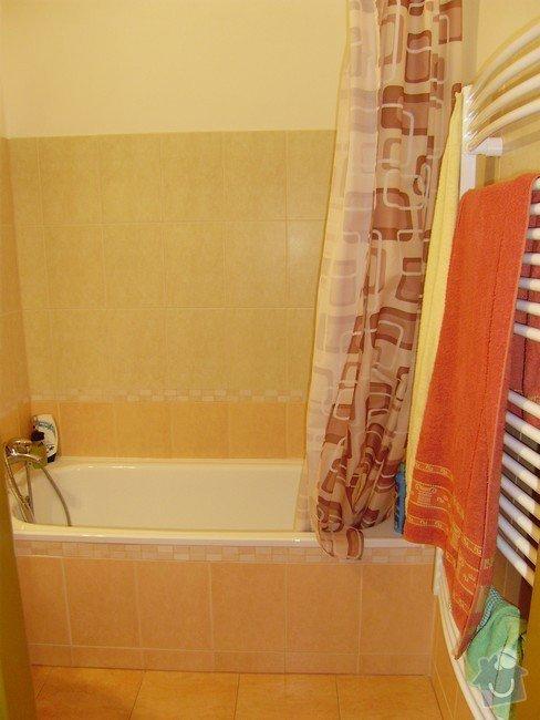 Rekonstrukce bytu 1+KK: koupelna_vana-brezen_2009_-_Kopie