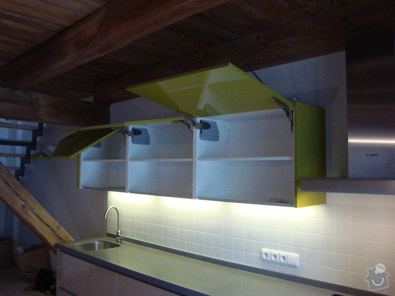 Kuchyňská linka: DSC09753