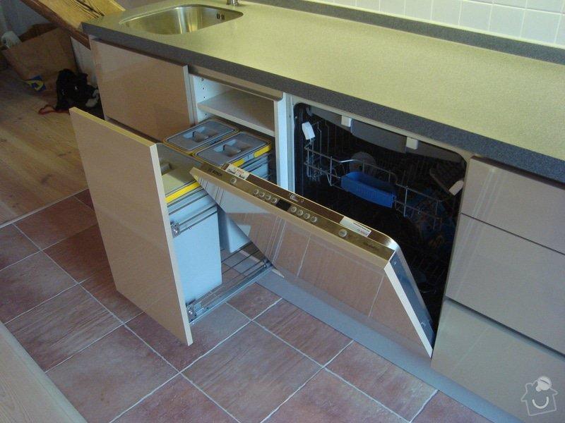 Kuchyňská linka: DSC09756