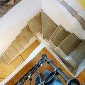 Oblozeni betonoveho schodiste drevem schodiste2