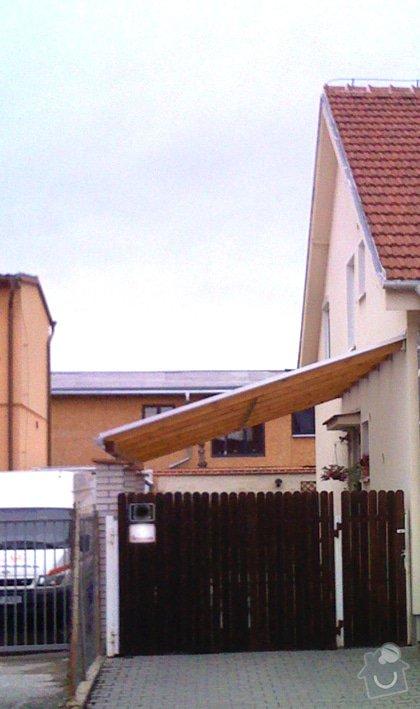 Lehká střecha nad průjezdem RD: pr_0261