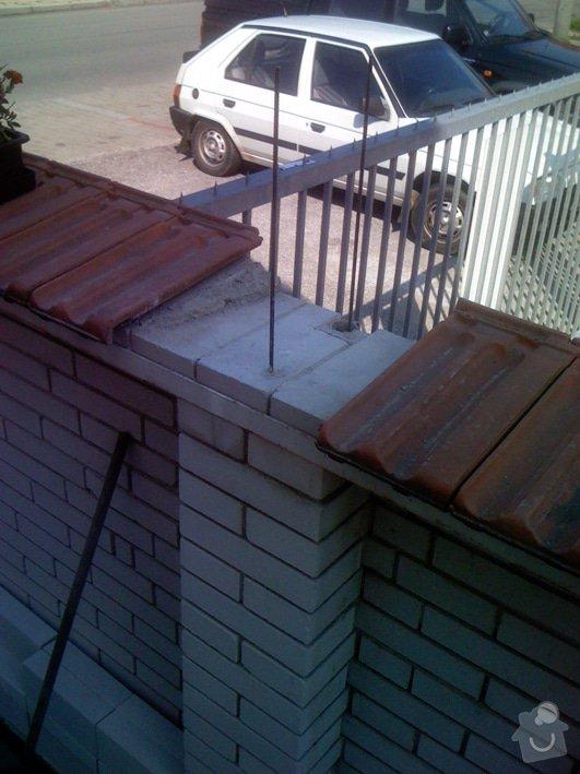 Lehká střecha nad průjezdem RD: pr_0180