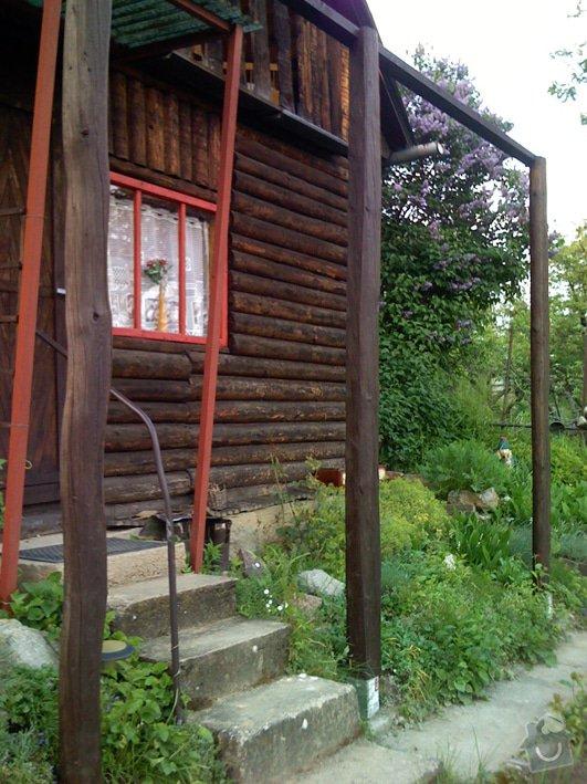Krytá terasa chatky: hy_0891