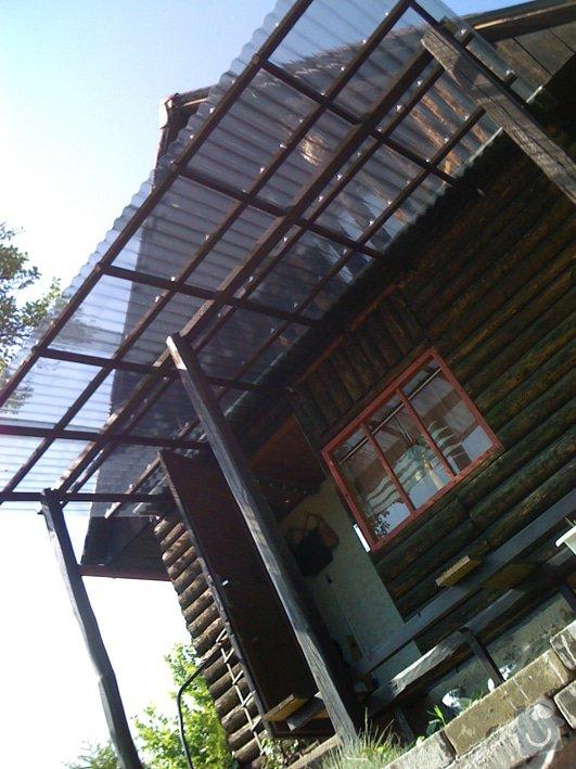 Krytá terasa chatky: hy_0933