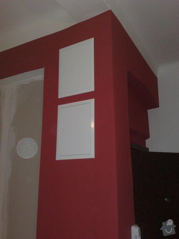 Nová elektroinstalace v bytě 4+1 Holešovice: 003