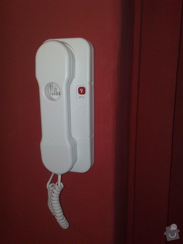 Nová elektroinstalace v bytě 4+1 Holešovice: 006