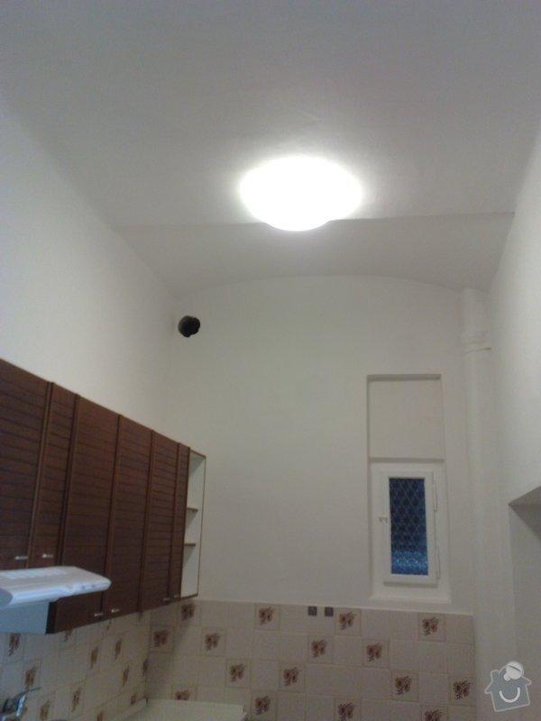 Nová elektroinstalace v bytě 4+1 Holešovice: 007