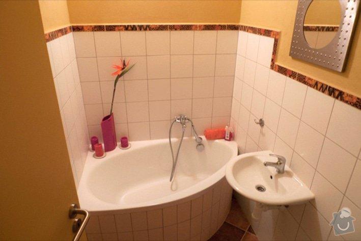 Dívčí byt: re_koupelna