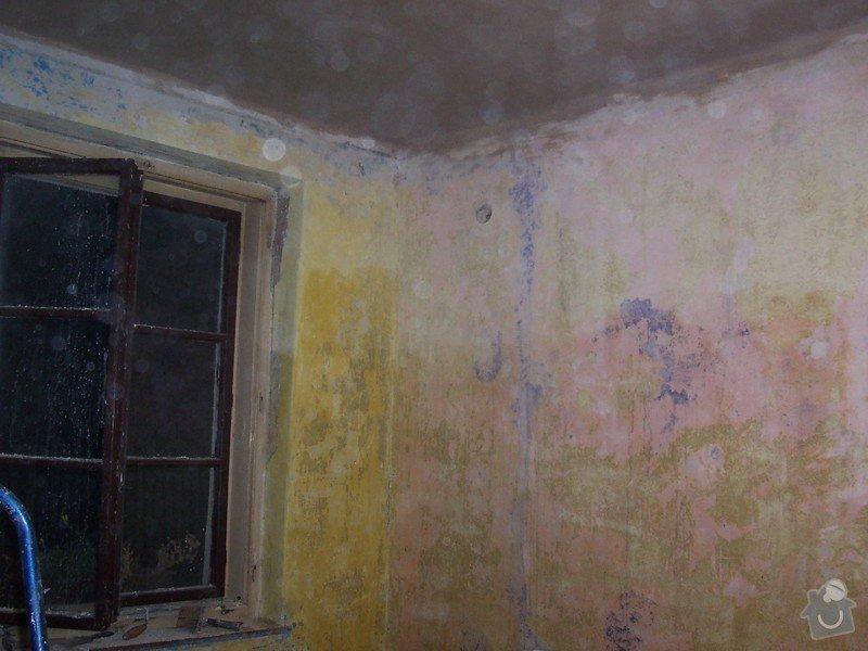 Rekonstrukce schodů a pokojů: strop-nov_tuk