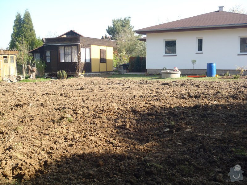 Drenáže pozemků.: P4200151
