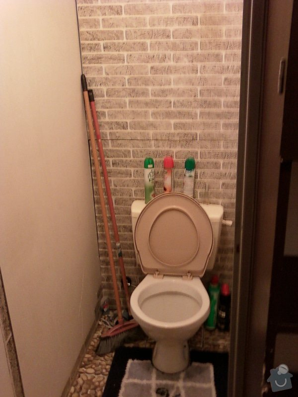 Rekonstrukce bytového jádra+předsíň: Jadro_zachod