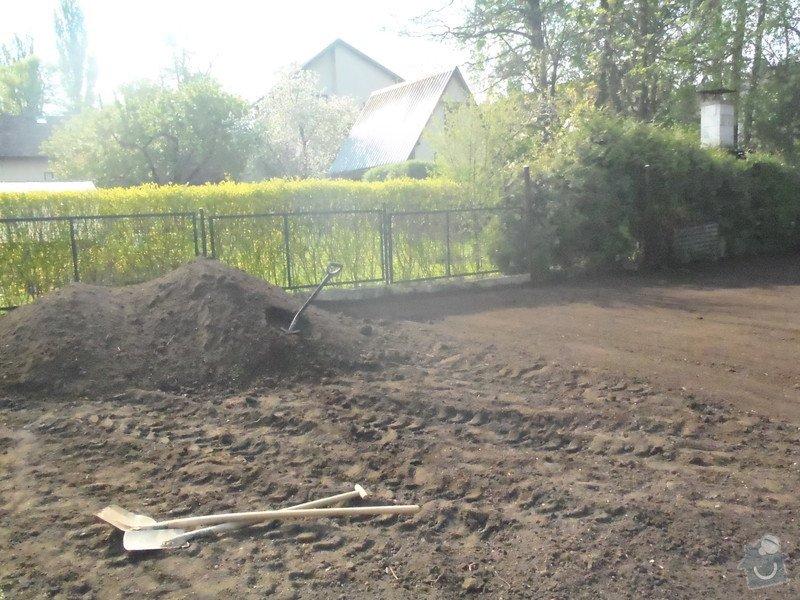 Drenáže pozemků.: P4290336