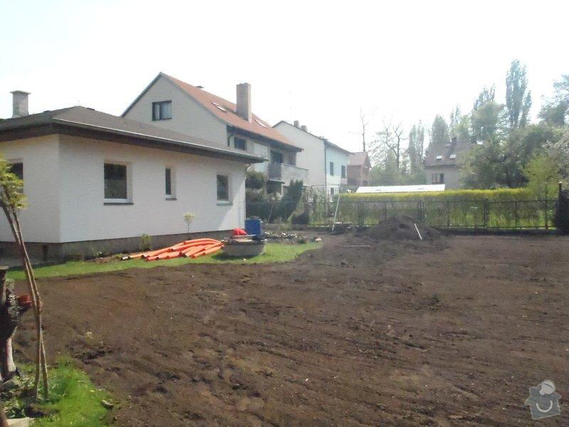 Drenáže pozemků.: P4290345