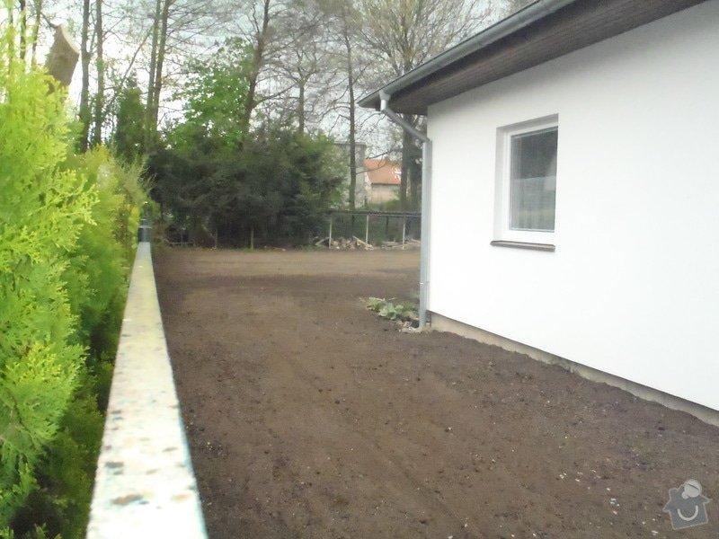 Drenáže pozemků.: P4290356
