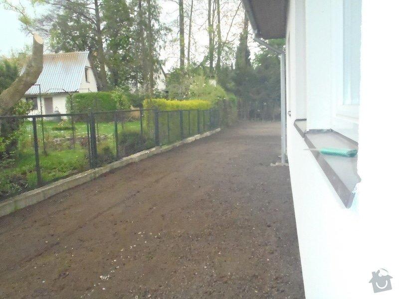 Drenáže pozemků.: P4290358