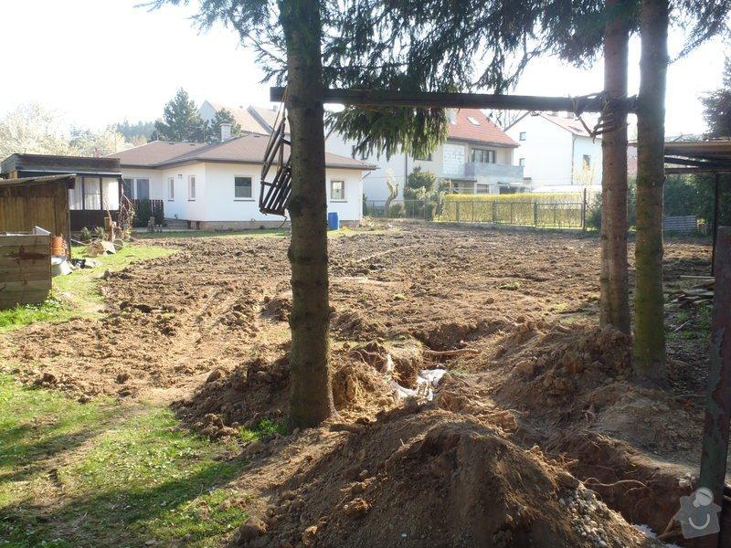 Drenáže pozemků.: P4200157