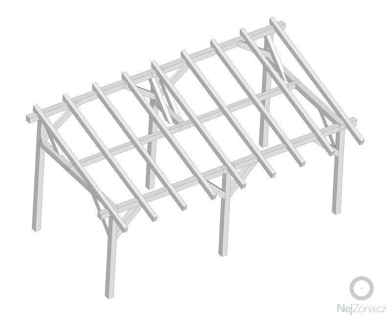 Tesařská práce - stavba terasy: w83-06-terasa-02