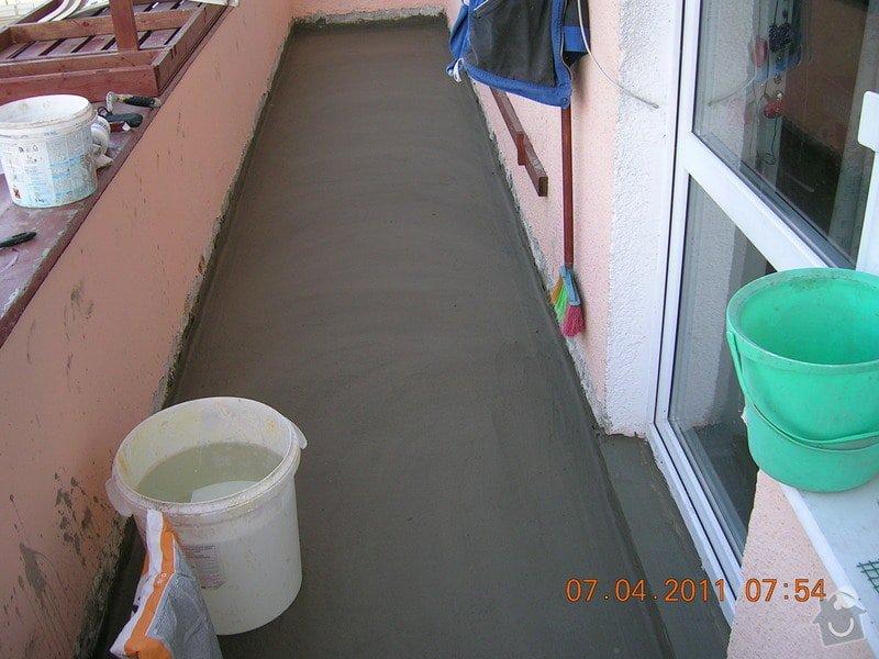 Rekonstrukce terasy: DSCN3947
