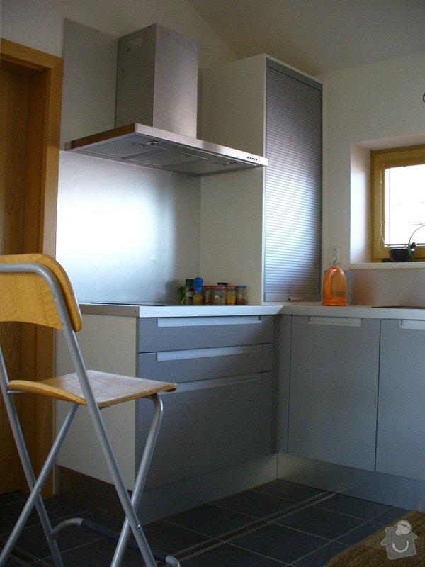 Kuchyne vcetne spotrebicu - rodinny dum: kuchyne2