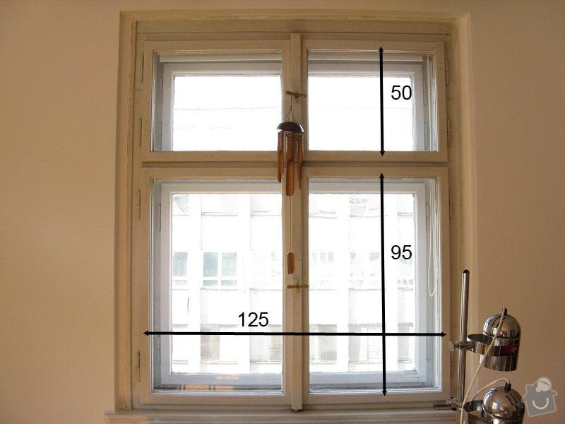 Výměna špaletových oken za eurookna: okno
