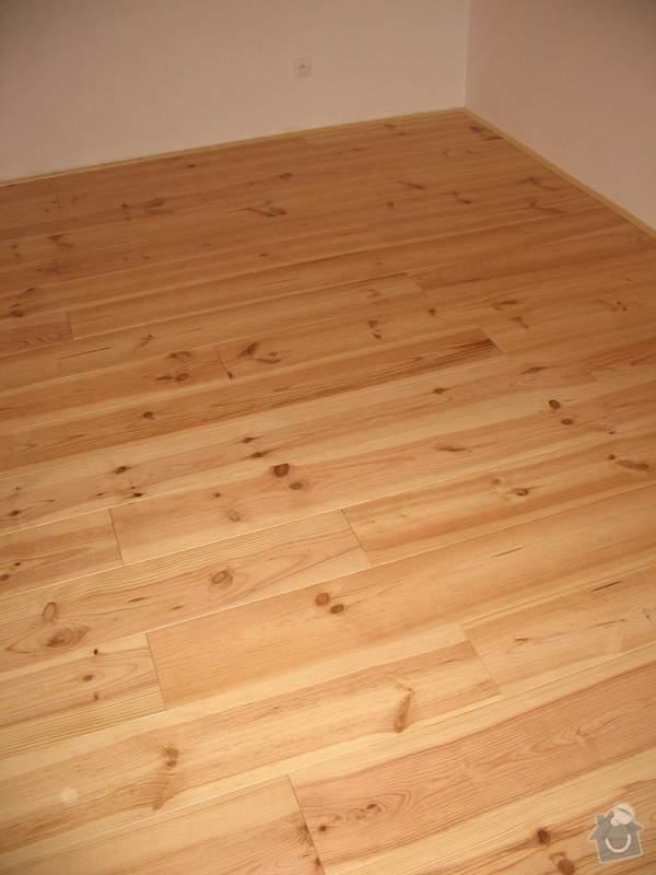Dodávka a montáž masivní podlahy do obytných místností prvního patra novostavby: IMG_6939