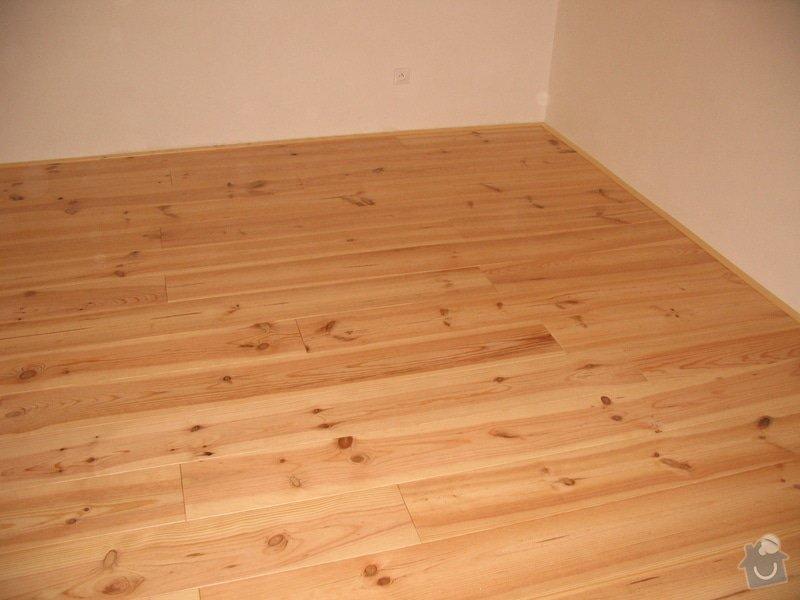 Dodávka a montáž masivní podlahy do obytných místností prvního patra novostavby: IMG_6940