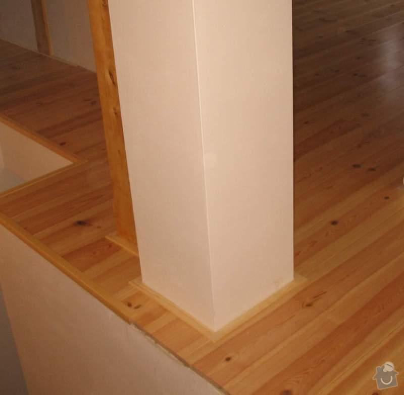 Dodávka a montáž masivní podlahy do obytných místností prvního patra novostavby: IMG_6954A