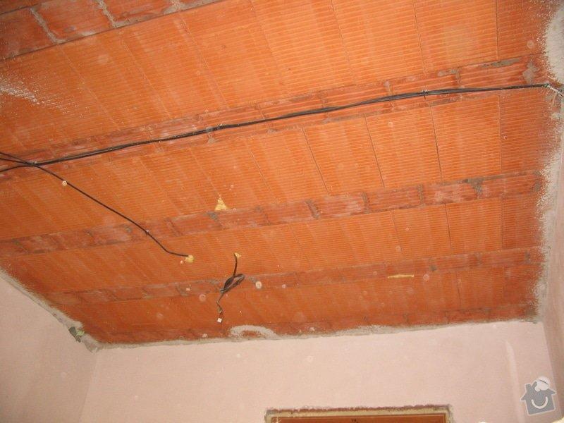 Dodávka a montáž stropního trámového obkladu do novostavby: IMG_6266