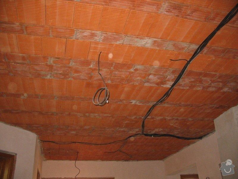 Dodávka a montáž stropního trámového obkladu do novostavby: IMG_6267