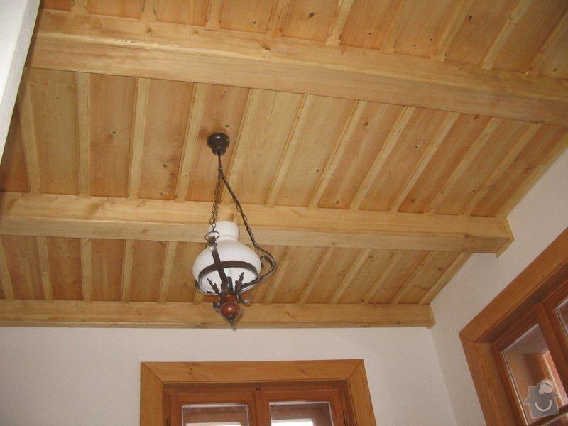 Dodávka a montáž stropního trámového obkladu do novostavby: IMG_7232_2