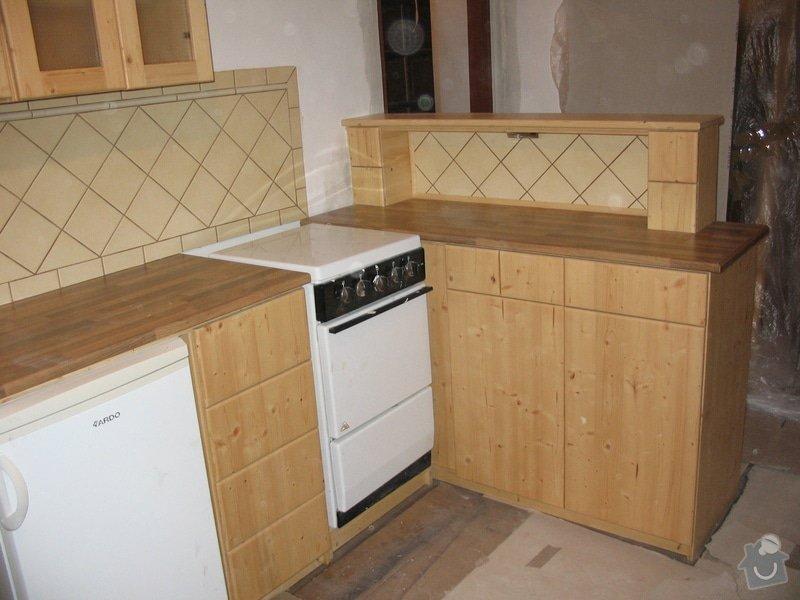 Kuchyňská linka do rekonstruovaného bytu: IMG_0089