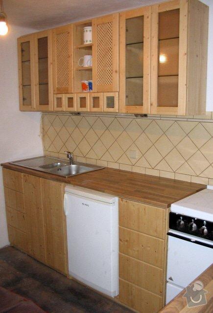 Kuchyňská linka do rekonstruovaného bytu: kuchyn_unicov_jpg