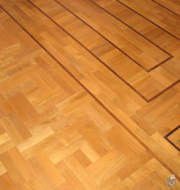 Dodávka a montáž masivní dubové podlahy: 5