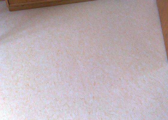 Dodávka a montáž plovoucí podlahy do ložnice