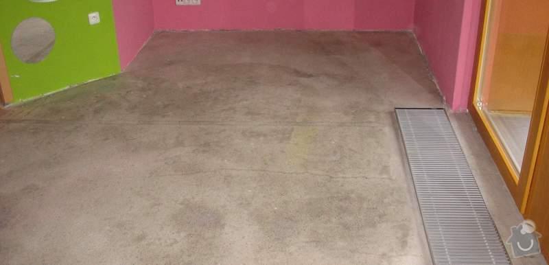 Dodávka a montáž masivní podlahy : d