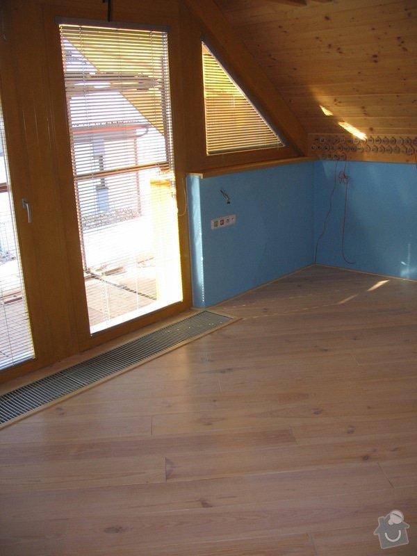 Dodávka a montáž masivní podlahy : IMG_6733