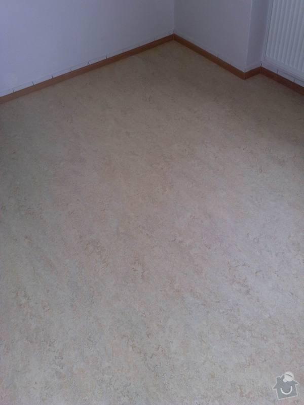 Dodávka a montáž plovoucí podlahy do kuchyně: 004