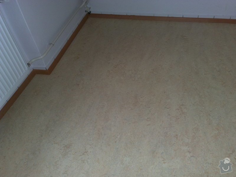 Dodávka a montáž plovoucí podlahy do kuchyně: 006