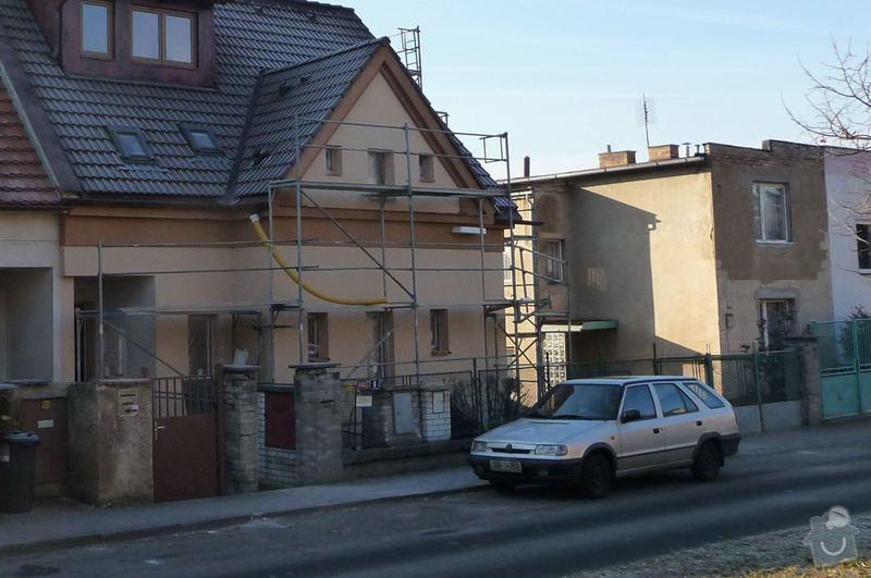 Stavba plotu: Plot_pohled_2