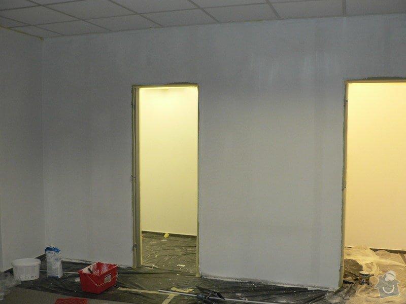 Dvě vestavěné minizasedačky v kanceláři: Mini_zasedacky_004