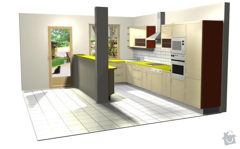 Kuchyňská linka : foto_I