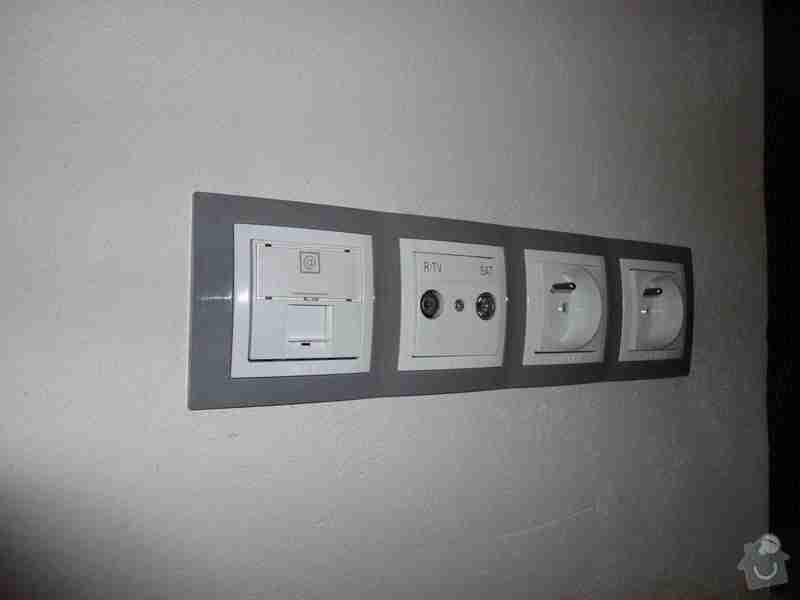 Rekonstrukce elektroinstalace v činžovním domě: DSC01207