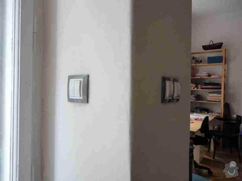 Rekonstrukce elektroinstalace v činžovním domě: DSC01209