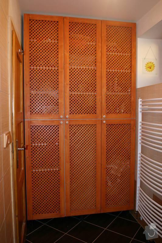 Výroba šatní dělené skříně do koupelny: IMG_1874