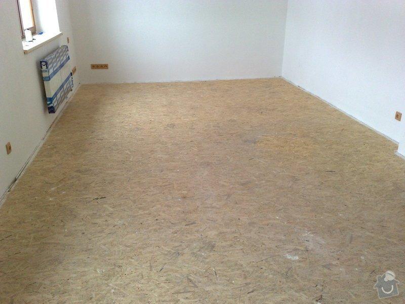 Dodávka a montáž masivní podlahy : Snimek_290